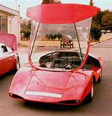 1969 Abarth 2000 Coupe Speciale By Pininfarina 1969 Abarth 2000
