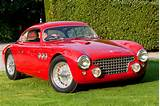 1950 1951 Abarth 205 Vignale Berlita Images Specifications And