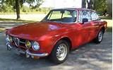 1971 Alfa Romeo 1750 Gtv For Sale Front