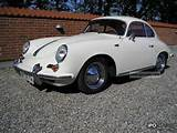 1961 Porsche 356 B T5 Coupe 1 6 Sports Car Coupe Used Vehicle Photo