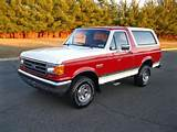 4wd For Sale 1989 Ford Bronco Xlt Here S Ford Bronco Xlt For Sale In