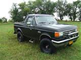 1968 Ford Bronco Classic Suv Custom Built Using 75 Ford Small Pictures