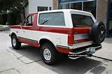 1988 Ford Bronco 4wd Ultra 351 V8 Auto Adult Driven Owned Bronco