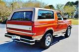 Absolutly Mint 1988 Ford Bronco Eddie Bauer 4x4 Loaded This Truck Is
