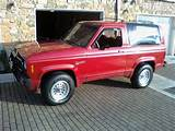1988 Ford Bronco Ii Loved My Bronco