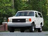 1987 Ford Bronco 2dr Xlt 4wd Suv In Charlotte Nc Furrst Class Cars