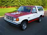 1987 Ford Bronco 4x4 In Kyon Vic Autotrader Au