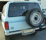 1986 Ford Bronco Ii Xlt 4x4 Sport Utility Vehicle New For Sale 6 000