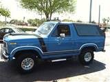 1985 Ford Bronco E On This Is A Mud Truck Redneck Yacht Club