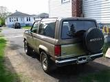 Picture Of 1990 Ford Bronco Ii 2 Dr Sport Suv Exterior