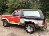 1985 Ford Bronco Full Size 351w V8 4x4 Needs Work On 2040 Cars