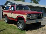 Suv 1985 Ford Bronco 4x4 Must Sell 1075 Obo