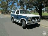 1981 Ford Bronco 4x4 For Sale In 8 690 Manual Suv Used Carsguide
