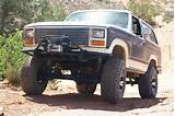 Buy Used Lifted 1981 Ford Bronco Rock Crawler Offroader Solid Axle