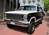 Hemmings Find Of The Day 1981 Ford Bronco