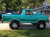 1979 Ford Bronco Mud Truck 10000