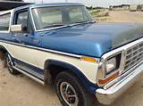 1978 Ford Bronco Rocky Ford 81067 2
