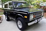1977 Ford Bronco End Of An Era