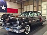 1955 Ford Customline Fords Lincoln S And Mercury S Pinterest