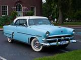 Ford Crestline Victoria Hardtop 1953 Flickr Photo Sharing