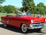 1953 Ford Sunliner Flathead V8 3 On The Tree Manual