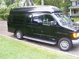 Used 2006 Ford E 250 Van Limo Dabryan Mountainside New Jersey