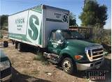 View A Larger Version Of 2007 Ford F 650 Super Duty Cargo Van