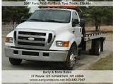 2007 Ford F 650 Rollback Tow Truck Xlt In Kingston Nh Early Sons