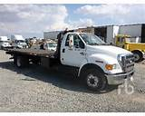 2007 Ford F 650 Roll Back Truck For Sale Perris Ca