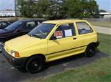 Onager S 1990 Ford Festiva In Wyoming Mi