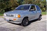 Festy90 S 1990 Ford Festiva L Hatchback 2d Page 2 In Hull Il