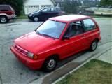 Home Research Ford Festiva 1991