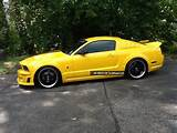 2006 Ford Mustang Gt Coupe 2 Door 4 6l Rousch Mustang Photo 6