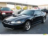 Black 2004 Ford Mustang Gt Coupe Exterior Photo 54645873