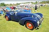 Roadster In 1946 Sidney Allard Had Launched His K1 Roadster Using A