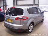 2012 62 Ford S Max 2 0 Tdci 163 Titanium For Sale In Lutterworth
