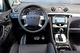 Ford S Max Behind The Wheel
