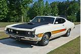 The Ford Torino Was Ford S Intermediate Line Of Passenger