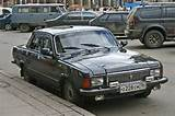 Gaz 3102 An Updated And More Luxurious Version Of The M24 Volga
