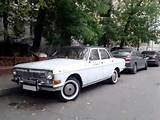 Description Volga Gaz 24 Taxi Edition