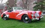 This Allard K2 Is Stunning Selling To Raise Funds For Other Projects