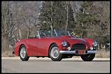 1953 Allard K3 Roadster 331 Ci 1 Of 62 Produced Presented As Lot S120
