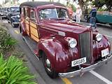 Better View Of The 1939 Packard Woody