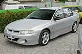 1998 Holden Special Vehicles Clubsport Vt Silver 5 Speed Manual