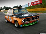 Alpina 2002tii Race Car E10 Photo Gallery