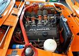 1974 Bmw 2002 Tii Touring Alpina Engine Cool Cars Motorcycles P