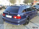 2001 Alpina B10 V8 Touring Switch Tronic Estate Car Used Vehicle Photo