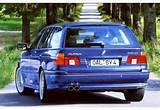 Alpina D10 Biturbo Touring 1999 2003 Heck Links