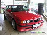 Bmw Assembly June 1989 First Registered August 1989 Gearbox Manual