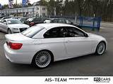 2011 Alpina B3 S Biturbo Convertible Switch Tronic Tv L Lavalina